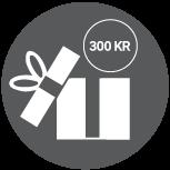 300 kr