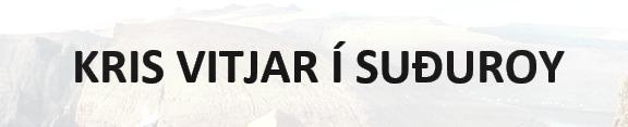 KRIS vitjar í Suðuroy